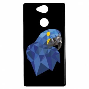 Etui na Sony Xperia XA2 Parrot graphics