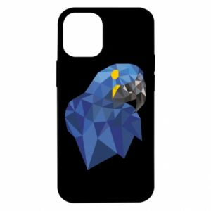 Etui na iPhone 12 Mini Parrot graphics