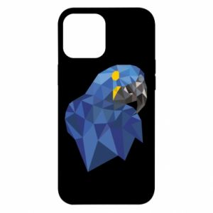 Etui na iPhone 12 Pro Max Parrot graphics