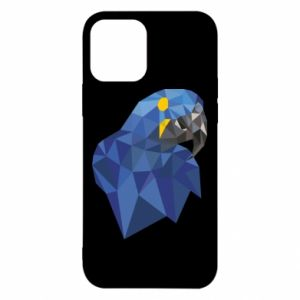 Etui na iPhone 12/12 Pro Parrot graphics