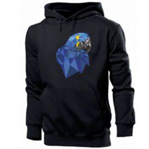 Bluza z kapturem męska Parrot graphics
