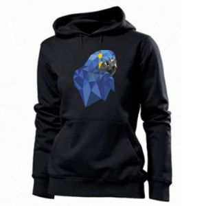 Bluza damska Parrot graphics