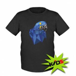 Koszulka dziecięca Parrot graphics