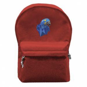 Plecak z przednią kieszenią Parrot graphics