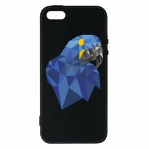 Etui na iPhone 5/5S/SE Parrot graphics