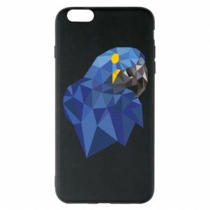 Etui na iPhone 6 Plus/6S Plus Parrot graphics