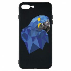 Etui do iPhone 7 Plus Parrot graphics