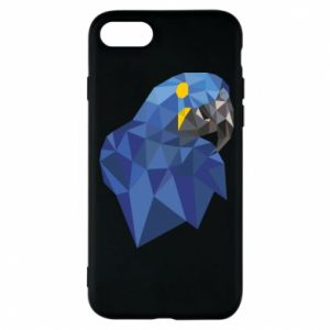 Etui na iPhone 8 Parrot graphics