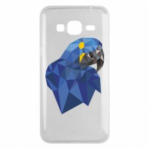 Etui na Samsung J3 2016 Parrot graphics