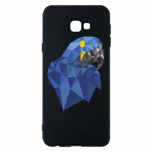 Etui na Samsung J4 Plus 2018 Parrot graphics