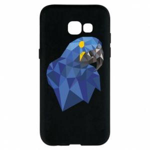 Etui na Samsung A5 2017 Parrot graphics