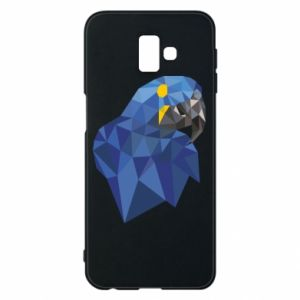 Etui na Samsung J6 Plus 2018 Parrot graphics