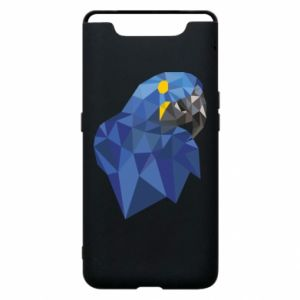 Etui na Samsung A80 Parrot graphics