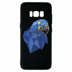 Etui na Samsung S8 Parrot graphics