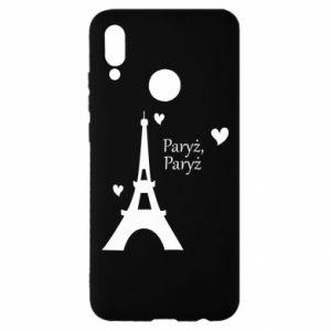 Huawei P Smart 2019 Case Paris, Paris