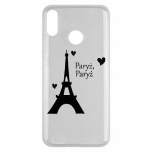 Huawei Y9 2019 Case Paris, Paris