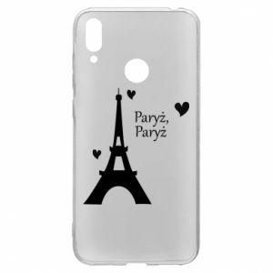 Huawei Y7 2019 Case Paris, Paris