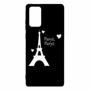 Samsung Note 20 Case Paris, Paris