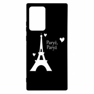 Samsung Note 20 Ultra Case Paris, Paris