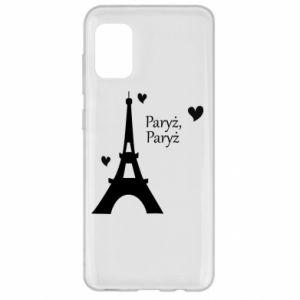 Samsung A31 Case Paris, Paris
