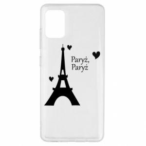 Samsung A51 Case Paris, Paris