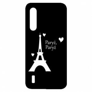 Xiaomi Mi9 Lite Case Paris, Paris