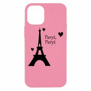 iPhone 12 Mini Case Paris, Paris
