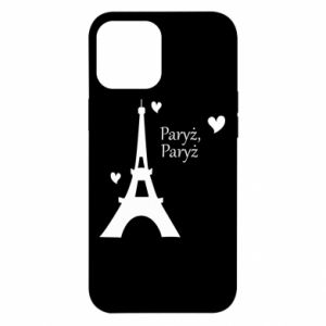 iPhone 12 Pro Max Case Paris, Paris