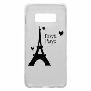 Etui na Samsung S10e Paryż, Paryż