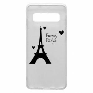 Etui na Samsung S10 Paryż, Paryż