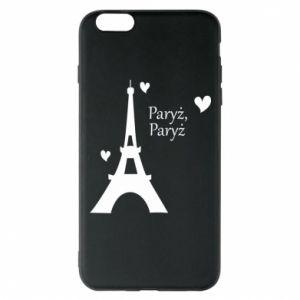 Etui na iPhone 6 Plus/6S Plus Paryż, Paryż