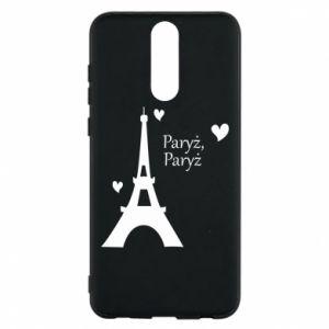 Etui na Huawei Mate 10 Lite Paryż, Paryż