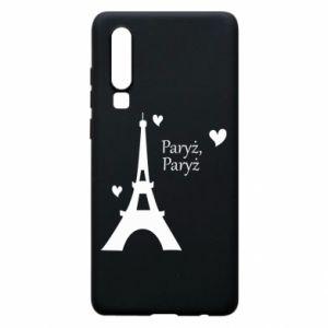 Etui na Huawei P30 Paryż, Paryż