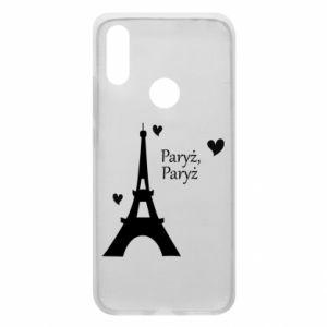 Etui na Xiaomi Redmi 7 Paryż, Paryż