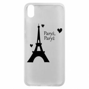 Etui na Xiaomi Redmi 7A Paryż, Paryż