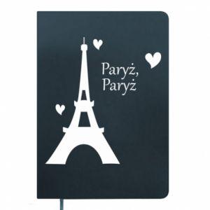 Notepad Paris, Paris