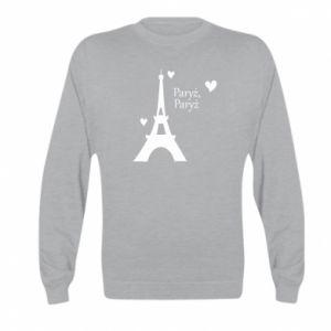 Kid's sweatshirt Paris, Paris