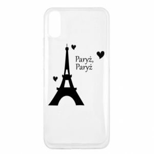 Xiaomi Redmi 9a Case Paris, Paris