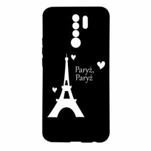 Xiaomi Redmi 9 Case Paris, Paris