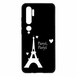 Xiaomi Mi Note 10 Case Paris, Paris