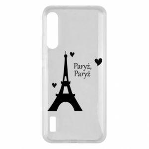 Xiaomi Mi A3 Case Paris, Paris