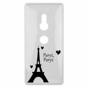 Sony Xperia XZ2 Case Paris, Paris