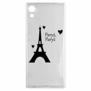 Sony Xperia XA1 Case Paris, Paris