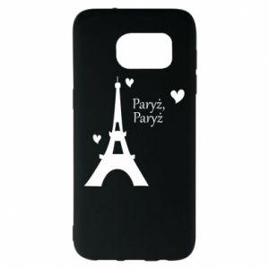 Samsung S7 EDGE Case Paris, Paris