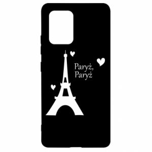 Samsung S10 Lite Case Paris, Paris