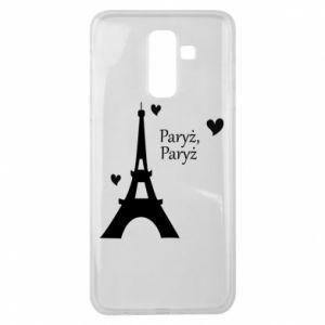 Samsung J8 2018 Case Paris, Paris
