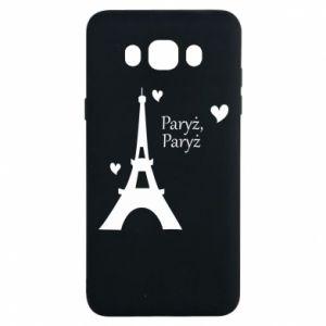 Samsung J7 2016 Case Paris, Paris