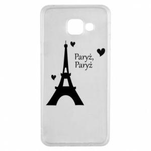 Samsung A3 2016 Case Paris, Paris