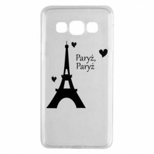 Samsung A3 2015 Case Paris, Paris