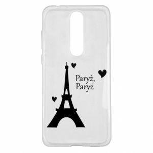 Nokia 5.1 Plus Case Paris, Paris